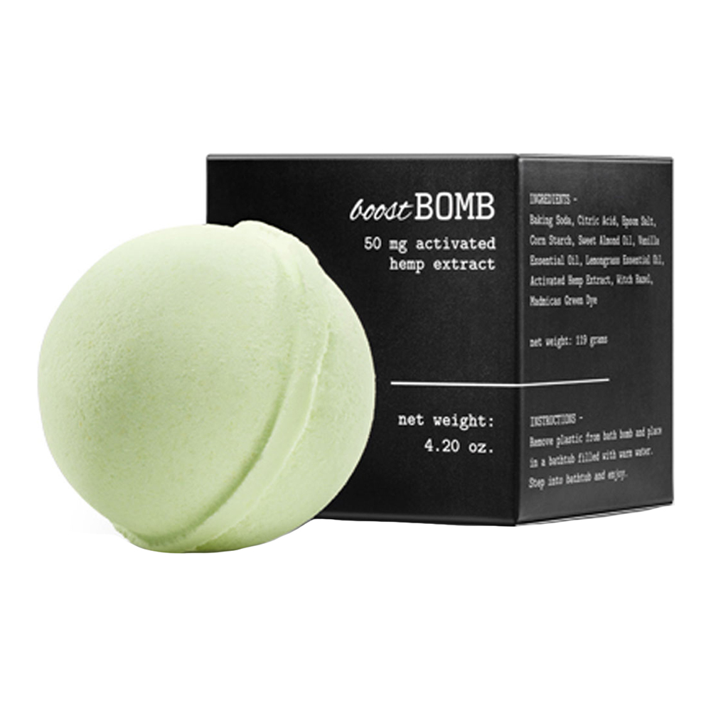 Mary's Nutritionals CBD Bath Bomb - Boost